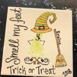 Halloween Print Party