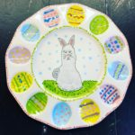 Bunny Prints Pop Up